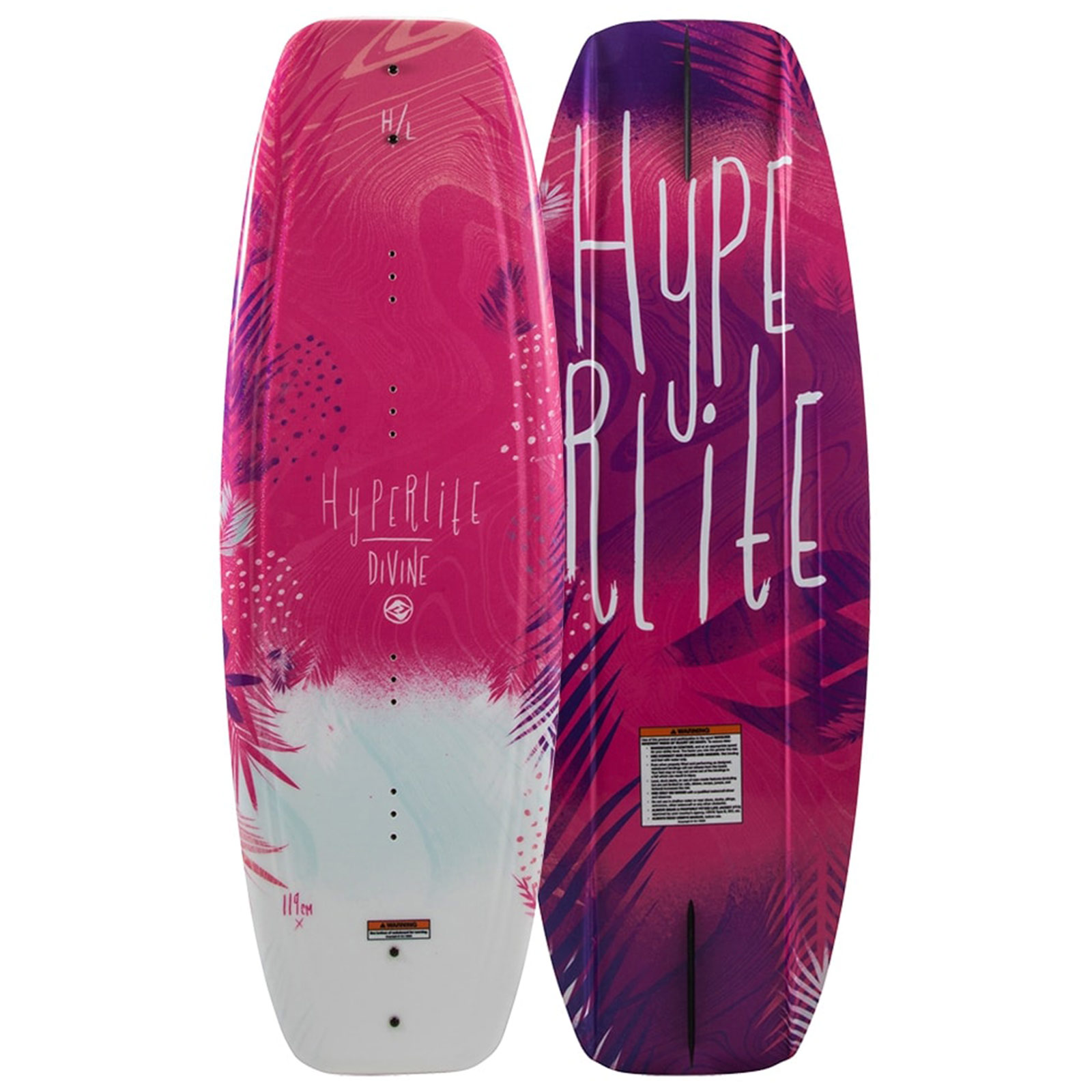 PLACA WAKEBOARD DIVINE 128 JR. WAKEBOARD HYPERLITE 2019
