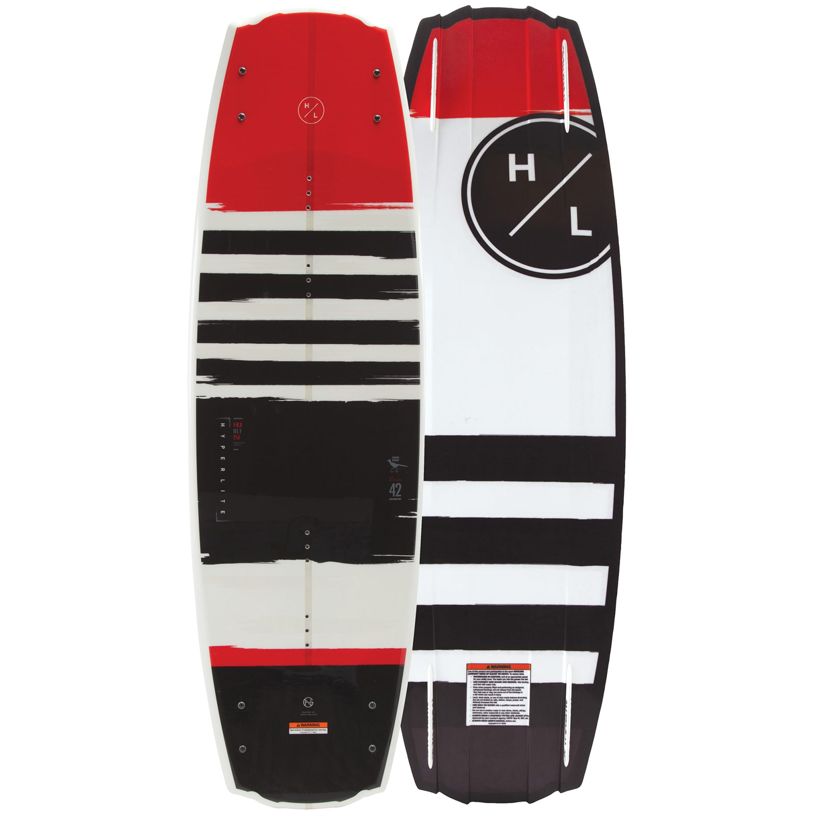 PLACA WAKEBOARD FRANCHISE 128 JR. WAKEBOARD HYPERLITE 2019