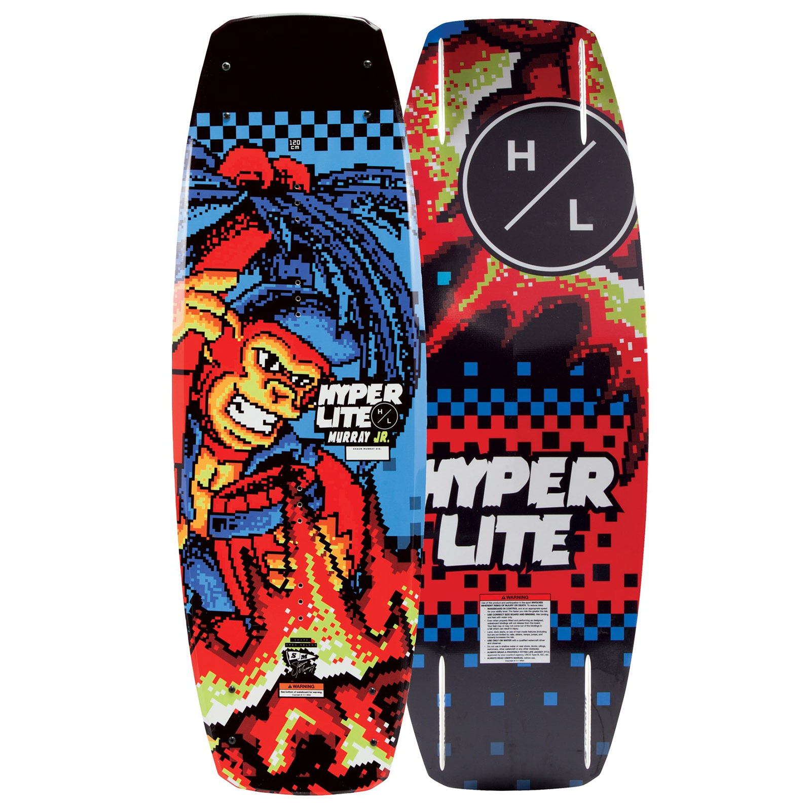 PLACA WAKEBOARD MURRAY 120 JR. WAKEBOARD HYPERLITE 2019