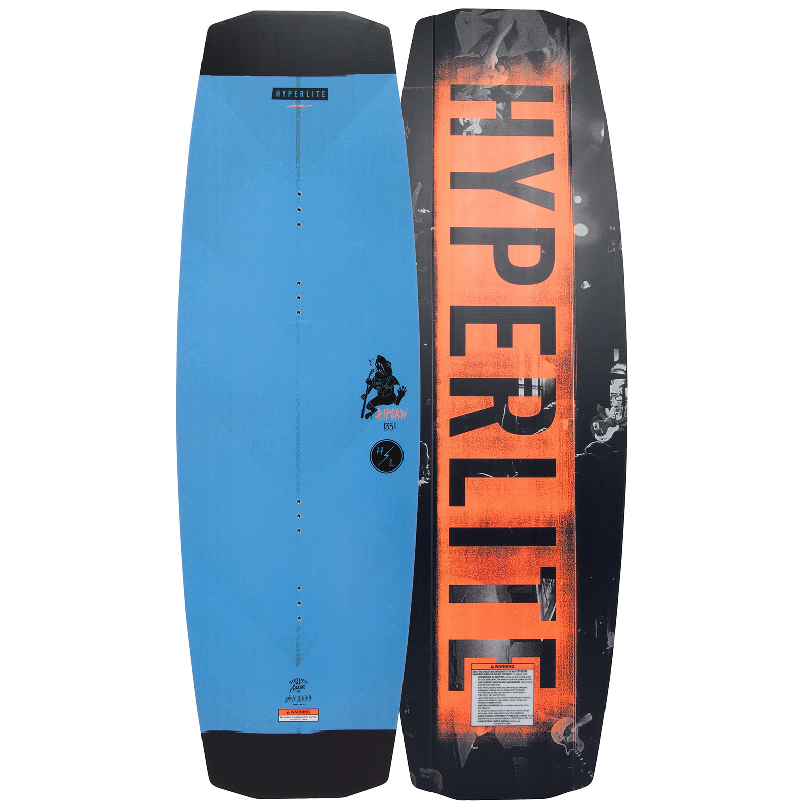 PLACA WAKEBOARD RIPSAW 135 WAKEBOARD HYPERLITE 2019