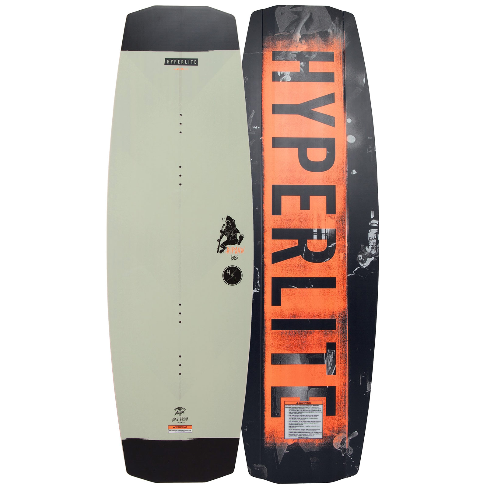 PLACA WAKEBOARD RIPSAW 138 WAKEBOARD HYPERLITE 2019