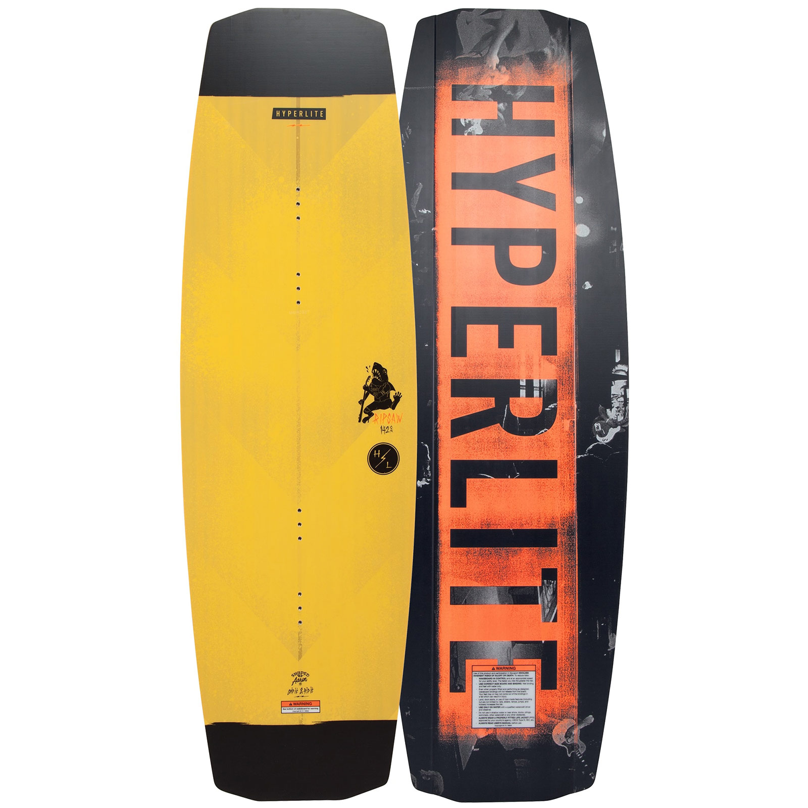 PLACA WAKEBOARD RIPSAW 142 WAKEBOARD HYPERLITE 2019
