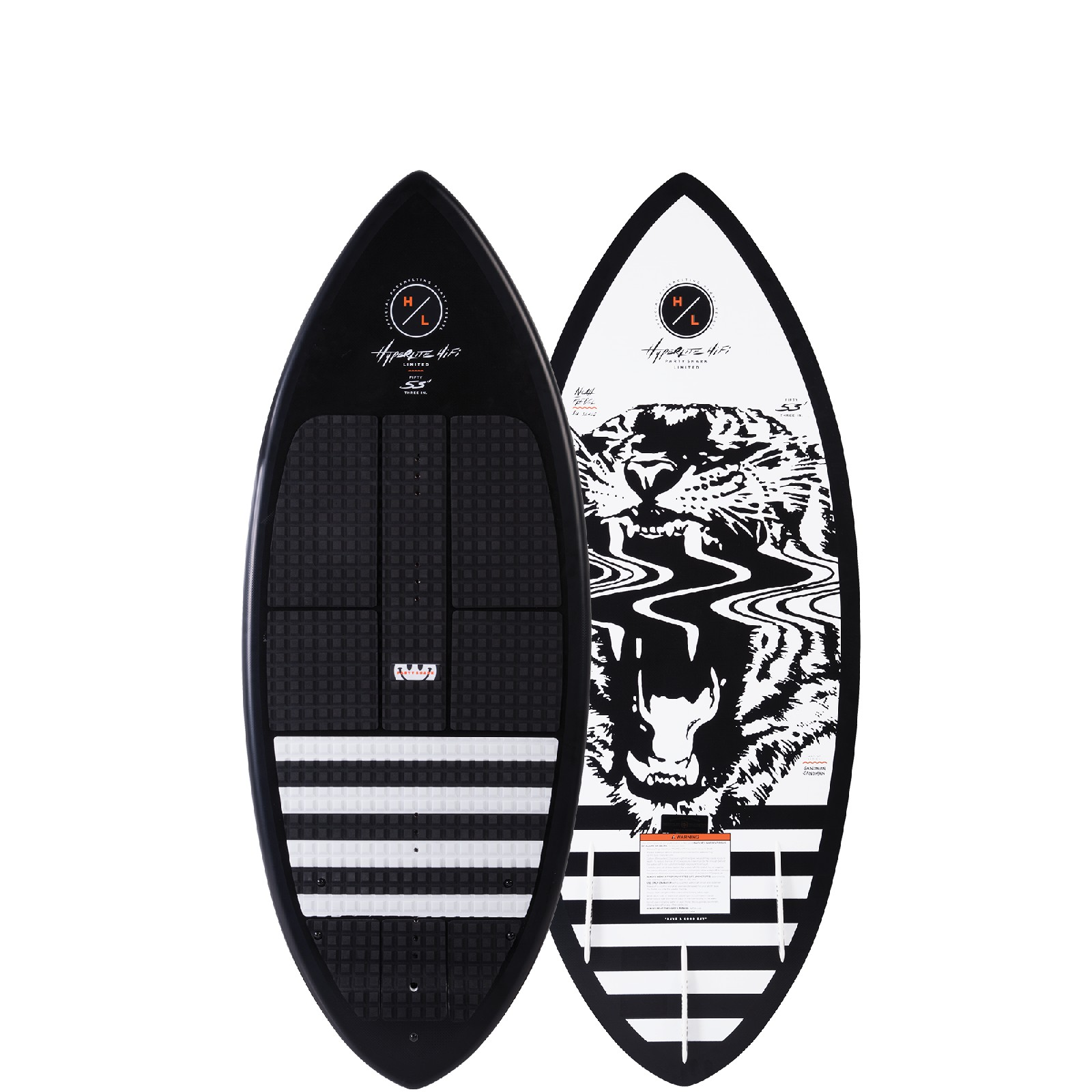 HI-FI PARTY SHARK WAKESURFER W/STRAPS HYPERLITE 2019