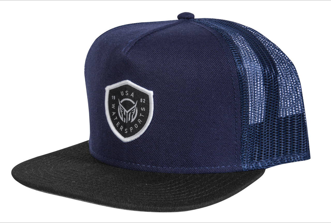 EMBLEM TRUCKER HAT HO SPORTS 2018